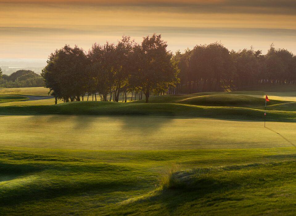 Green Living Enterprises - Charity Golf Classic cover