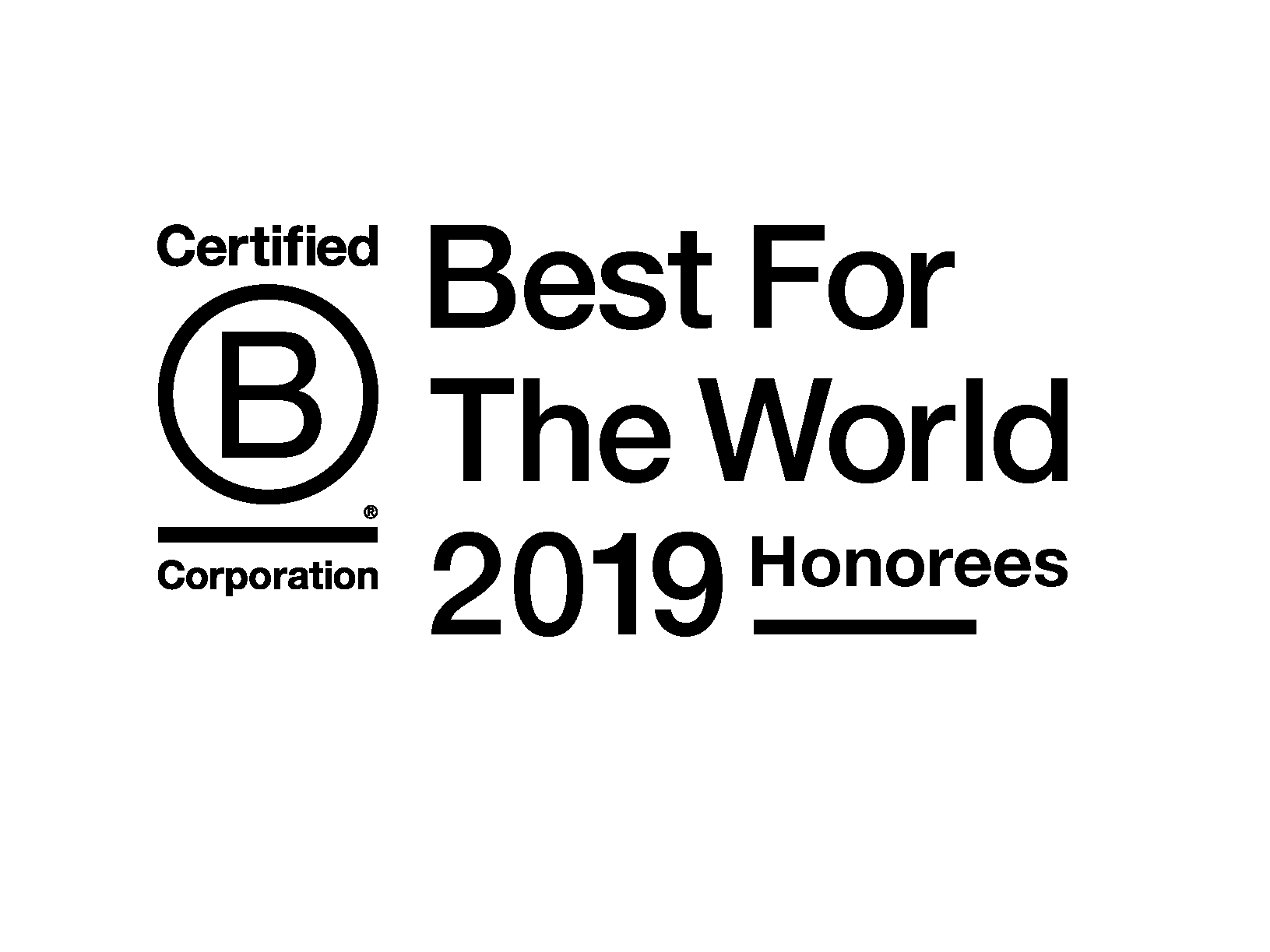 Certified Corporation Best For The World 2018 Honourees