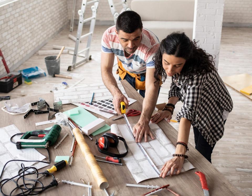 Scotiabank - home renovations
